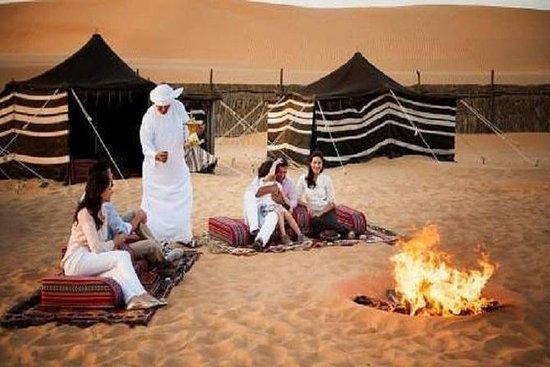 Tarde de Dubai Desert Safari...
