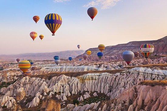 Hot Air Balloon Flight over...