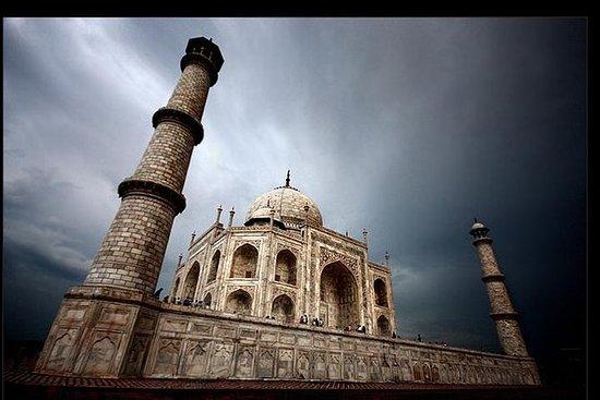 Taj Mahal Tour: Private Same Day Agra