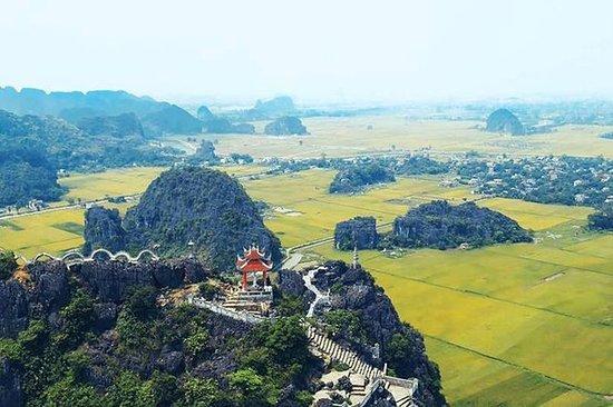 Luxury Hoa Lu Tam Coc Mua Cave Amazing...