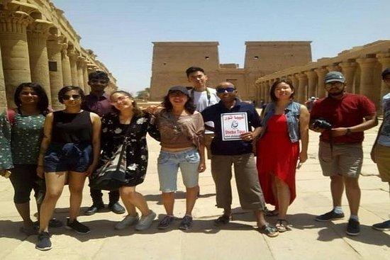 Viagem de meio dia de Aswan a...