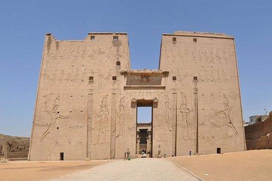 Dagstur fra Luxor til Edfu Temple og...