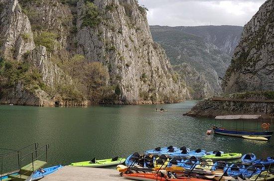 Ganztägiger Matka Canyon und Tetovo...