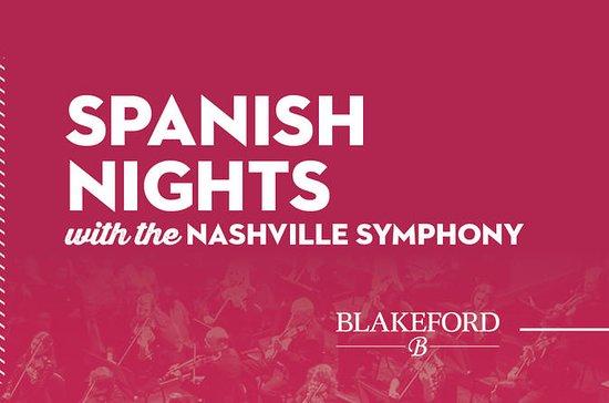 Morning Concert of Spanish Nights