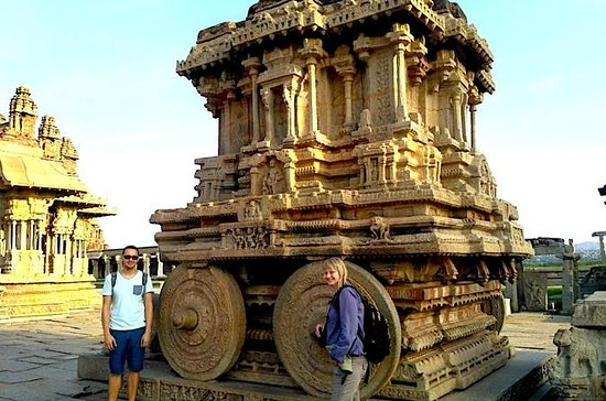 Private Two-Day Hampi Tour from...
