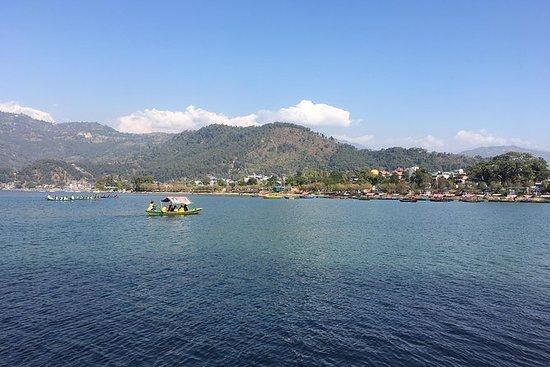 2 natt 3 dager Pokhara byturné