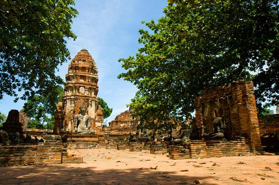 Ancient Temples of Ayutthaya Tour and...