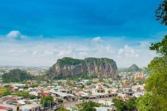 City Tour Da Nang descubra a Montanha...