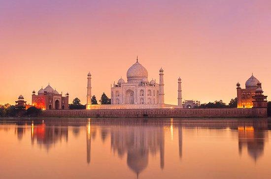 2 daagse privé Agra Tour met Taj ...