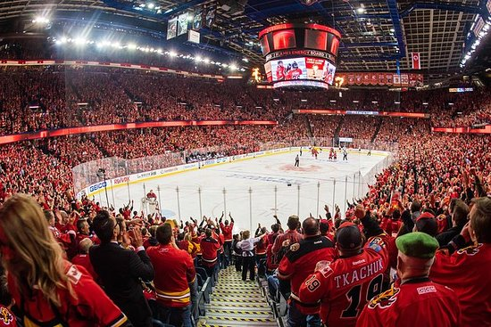Calgary Flames Hockey Tours