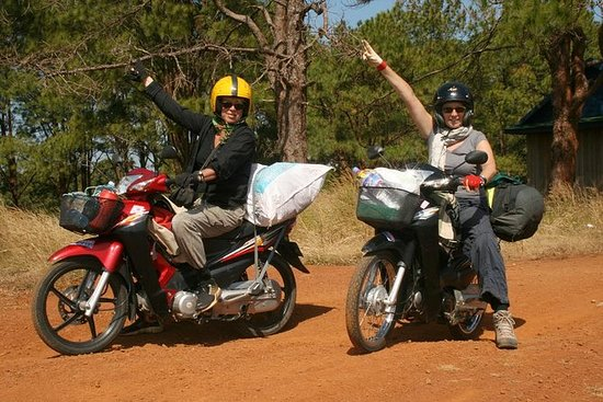 Motor Bike Tour Adventure...