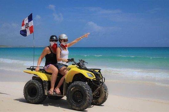 ATV halvdags tur fra Punta Cana