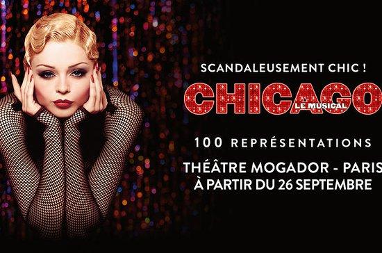 CHICAGO El Musical en el Teatro...