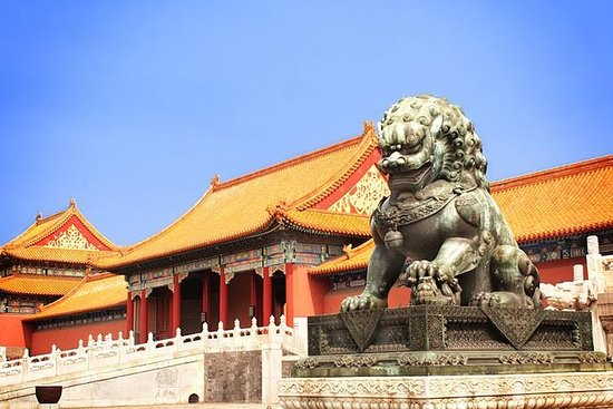 Mini Group Day Tour: In-depth Beijing...