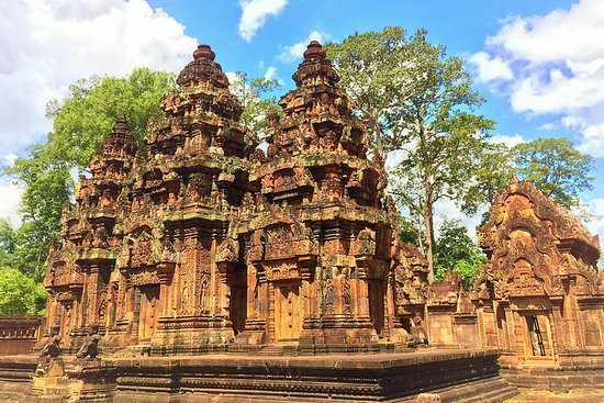 Full Day Ancient Sites of Cambodia...