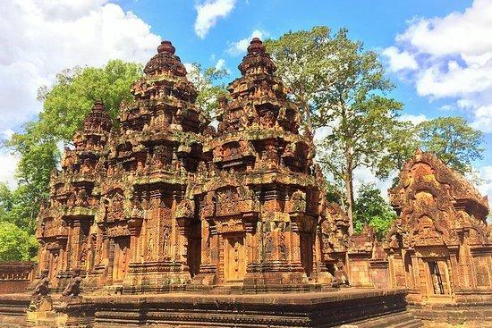 Bonteay Srie Beng Mealea Bakong Lo...