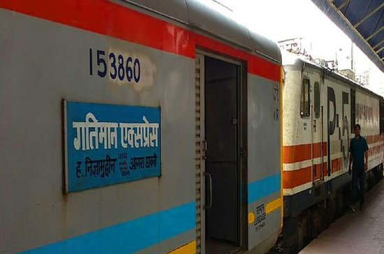 Full Day Agra Tour by Gatimaan Express...