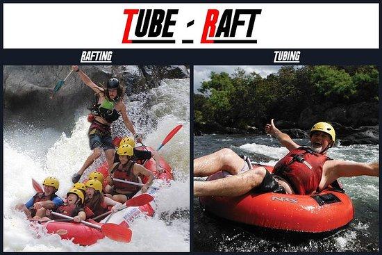 Full-Day River Pack-River Tubing och ...