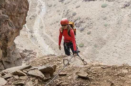 Fixed Rope Routes - Via Ferrata