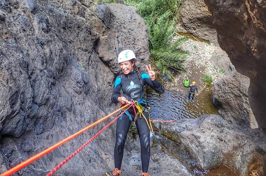 Full-Day Small-Group Canyoning in...