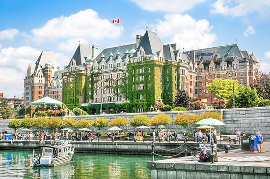 Victoria Full Day Sightseeing Tour on...