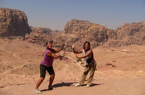 Escursione di 4 giorni del Mar Morto