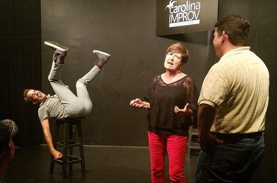 Myrtle Beach Improv Comedy Show
