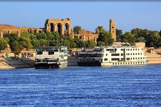 4-dages Nilen Cruise fra Aswan til...