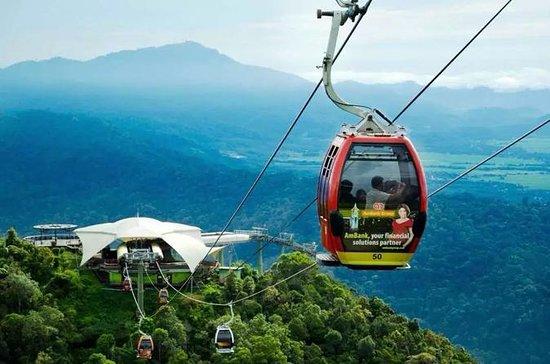 Langkawi Sky Cab (Adgangskort)