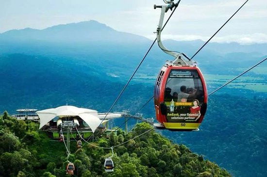 Langkawi Sky Cab (Cable Car...