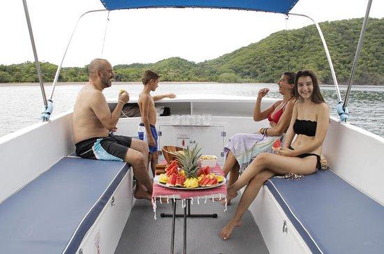 グアナカステでのプライベート半日ボートアドベンチャー