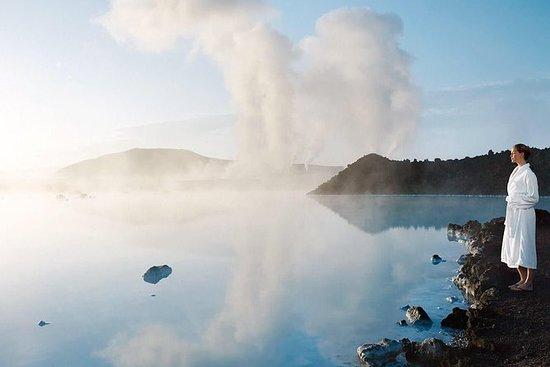 Cercle d'or, zone géothermique de Krisuvik et journée au Blue Lagoon au départ de Reykjavik : Golden Circle and The Blue Lagoon Day Trip from Reykjavik