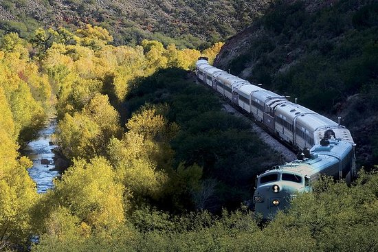 Verde Canyon Railroad and Historic...