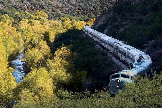 Verde Canyon Railroad e tour storico di