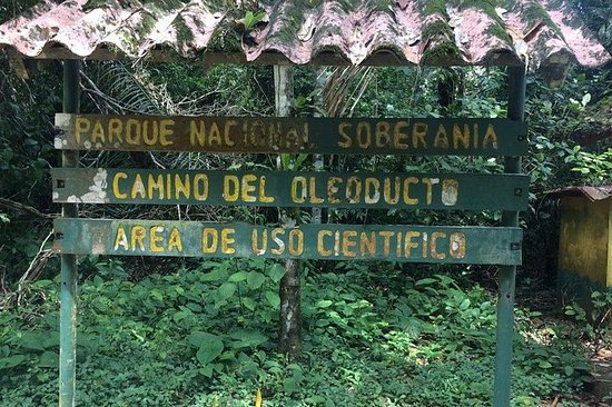 Toegangsticket Soberania National Park