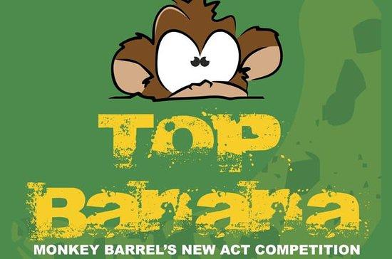 Top Banana Comedy Show al Monkey