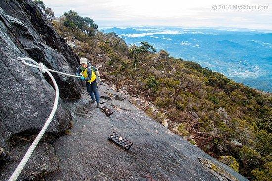 Mount Kinabalu Klatring 2 Dager 1 Natt