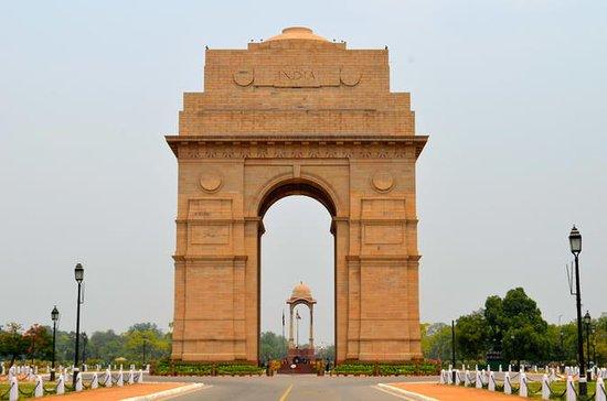 Tour de medio día de Delhi, antiguo y...
