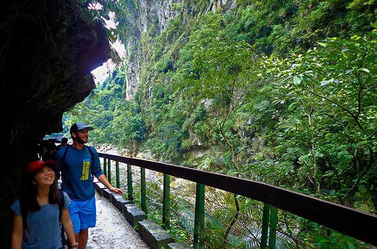 Small-Group Taroko Gorge National...