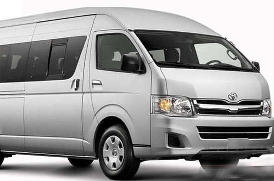 Private Microbus with Driver in Bali