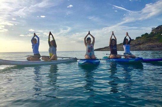 SUP Yoga à Koh Samui