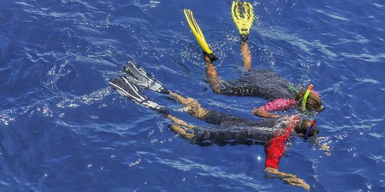 Cocoboat: Balade en mer avec snorkeling