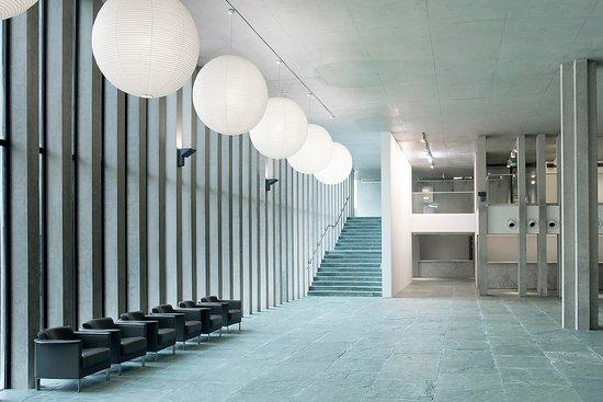 会议中心多功能厅走廊