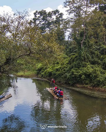 Wayanad District, India: This adventure trail will take you cycling through the less traveled paths of Wayanad. You also get to explore the enchanting waterways of Wayanad in a bamboo raft. Be in sync with nature and explore your wild side with cycling and bamboo rafting in Wayanad. Follow the link to know more about the experience: https://goo.gl/g8aekD