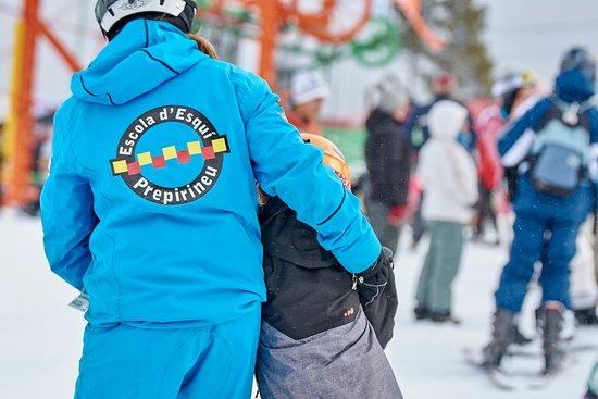 Esportec - Escola d'Esquí Tavascan