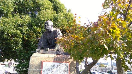 Hikokuro Takayama Statue