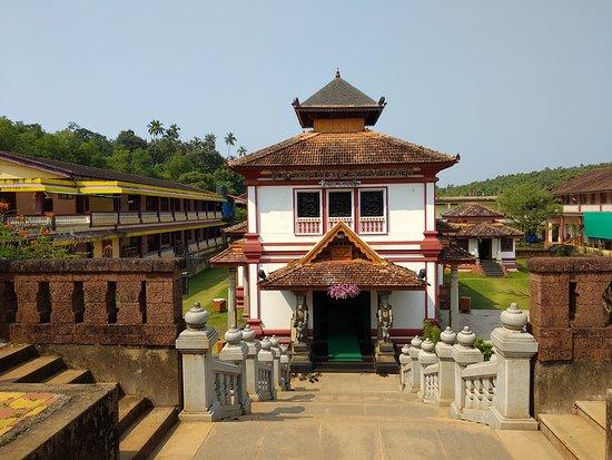 The Mallikarjun Temple