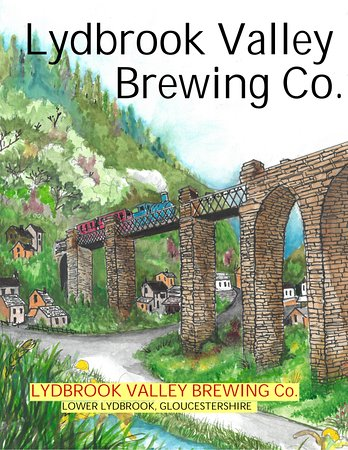 Lydbrook Valley Brewing Co. Microbrewery within The Forge Hammer, producing local craft ale. An IPA, Viaduct Pale Ale, Viaduct Ale and several different guest Ales.