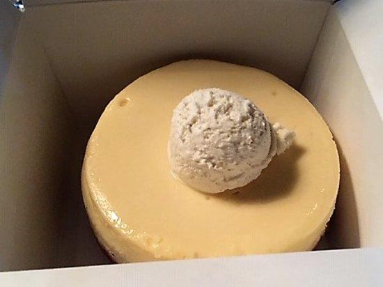 The Chop House - Ann Arbor : Cheesecake