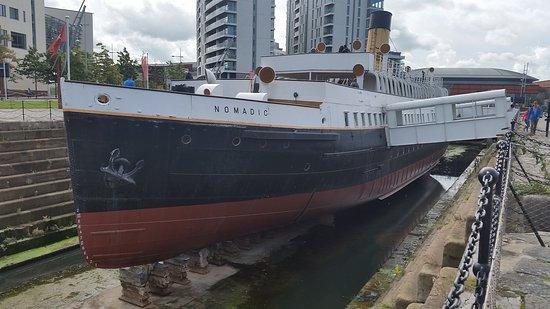 SS Nomadic Photo